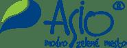 Modro zelené mesto - logo