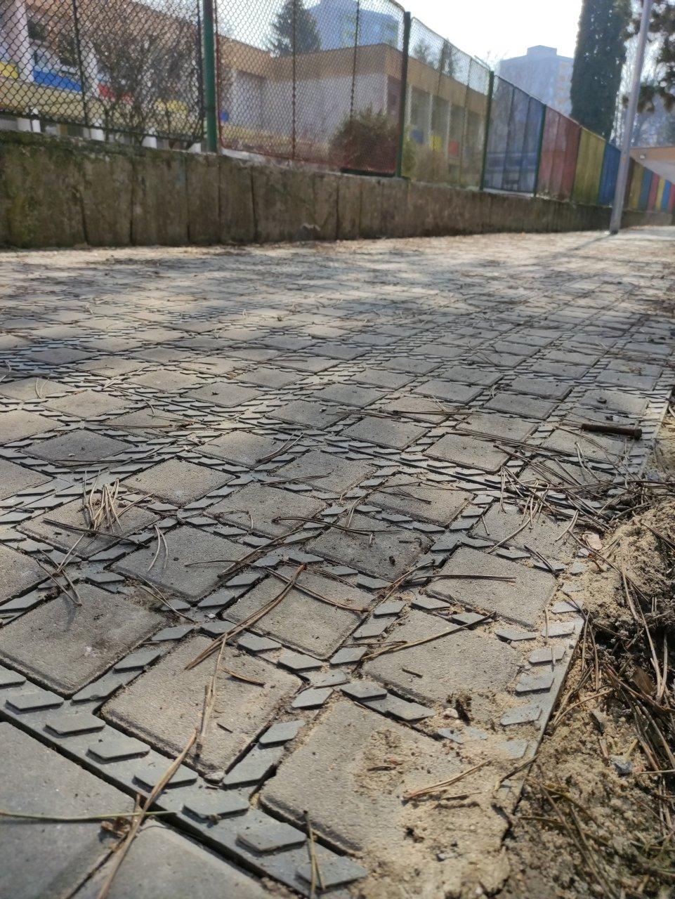 AS-TTE - Jarna ulica Zilina